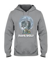 Papa Wolf Hooded Sweatshirt tile
