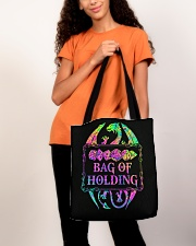 Bag Of Holding All-over Tote aos-all-over-tote-lifestyle-front-06