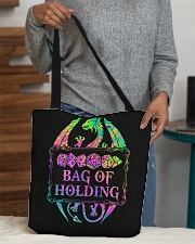 Bag Of Holding All-over Tote aos-all-over-tote-lifestyle-front-10
