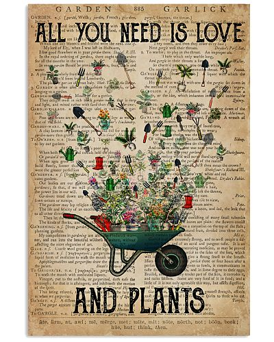 Garden All You Need Is Love