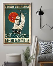 Ocean A Smooth Sea never made 16x24 Poster lifestyle-poster-1