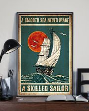 Ocean A Smooth Sea never made 16x24 Poster lifestyle-poster-2