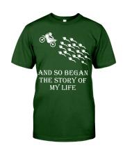Biker  Classic T-Shirt thumbnail