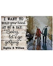 Golf I Want To Hold Your Hand 36x24 Poster front