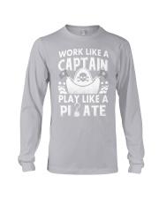 Work like a Captain Long Sleeve Tee thumbnail