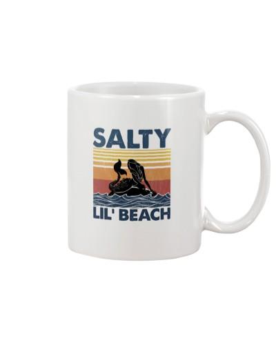 Mermaid Salty Lil' Beach