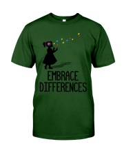 Embrace Differences Classic T-Shirt thumbnail