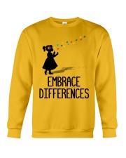 Embrace Differences Crewneck Sweatshirt thumbnail