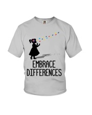 Embrace Differences Youth T-Shirt thumbnail