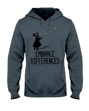 Embrace Differences Hooded Sweatshirt thumbnail