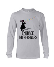 Embrace Differences Long Sleeve Tee thumbnail
