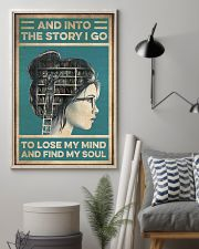 Book Find My Soul 16x24 Poster lifestyle-poster-1