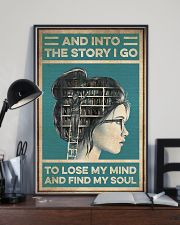 Book Find My Soul 16x24 Poster lifestyle-poster-2