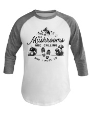 Limited edition Baseball Tee front