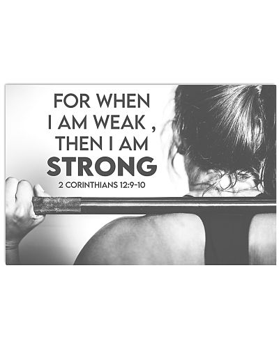 Fitness I Am Strong