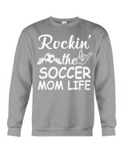 soccer mom life Crewneck Sweatshirt thumbnail