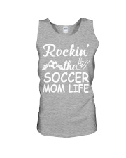 soccer mom life Unisex Tank thumbnail