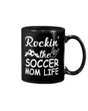 soccer mom life Mug thumbnail