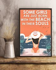 Ocean The Beach In Their Souls 16x24 Poster lifestyle-poster-3