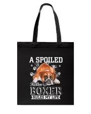 Boxer Tote Bag thumbnail