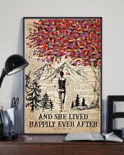 Running Happily Ever After 11x17 Poster lifestyle-poster-2