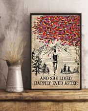 Running Happily Ever After 11x17 Poster lifestyle-poster-3