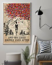 Running Happily Ever After 24x36 Poster lifestyle-poster-1