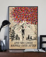 Running Happily Ever After 24x36 Poster lifestyle-poster-2