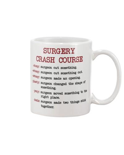 Doctor Surgery Crash Course