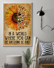 Garden You Can Be Anything 16x24 Poster lifestyle-poster-1