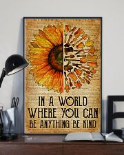 Garden You Can Be Anything 16x24 Poster lifestyle-poster-2
