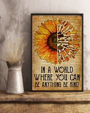 Garden You Can Be Anything 16x24 Poster lifestyle-poster-3