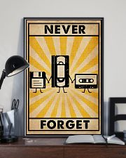Never Forget 16x24 Poster lifestyle-poster-2