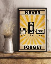 Never Forget 16x24 Poster lifestyle-poster-3