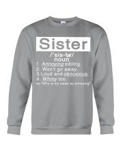 Sister Crewneck Sweatshirt thumbnail