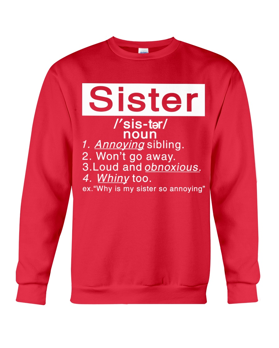 Sister Crewneck Sweatshirt