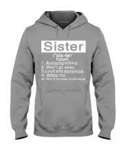 Sister Hooded Sweatshirt thumbnail