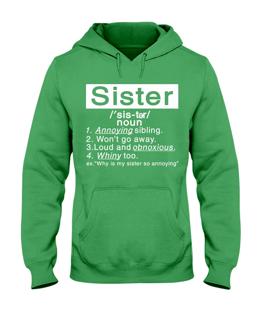 Sister Hooded Sweatshirt