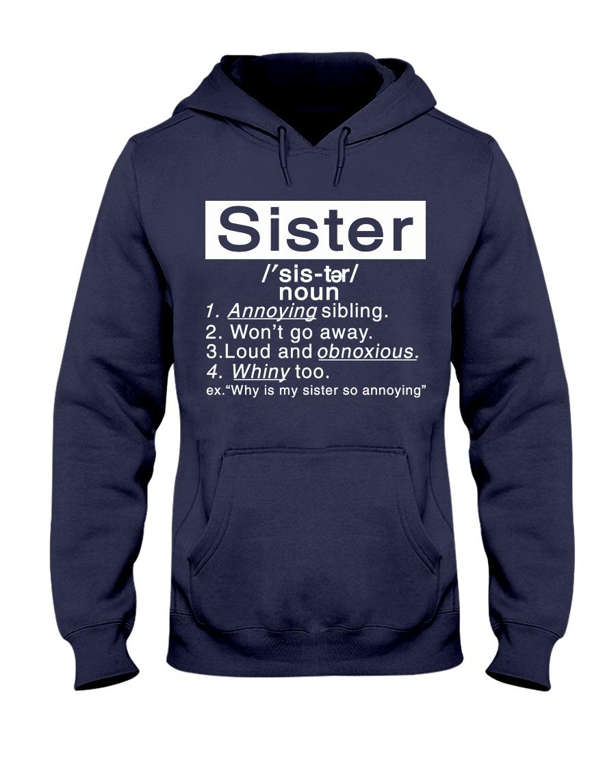 Sister Hooded Sweatshirt