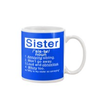 Sister Mug front