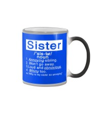 Sister Color Changing Mug color-changing-right