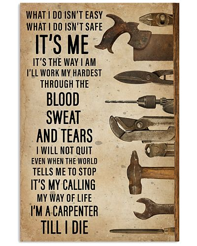Carpenter Blood Sweet And Tears