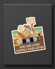 Ocean Happily Ever After Sticker - Single (Vertical) aos-sticker-single-vertical-lifestyle-front-08