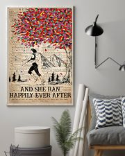 Running Happily Ever After 16x24 Poster lifestyle-poster-1