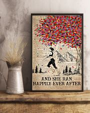 Running Happily Ever After 16x24 Poster lifestyle-poster-3