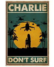Music Charlie Don't Surf 16x24 Poster front