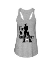 The golf father Ladies Flowy Tank thumbnail