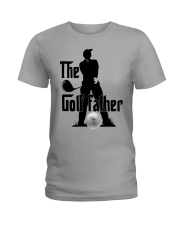 The golf father Ladies T-Shirt thumbnail