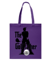 The golf father Tote Bag thumbnail