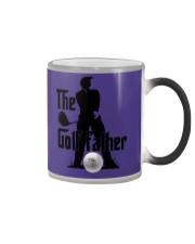 The golf father Color Changing Mug thumbnail
